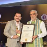 award buy Ashwini Choubey
