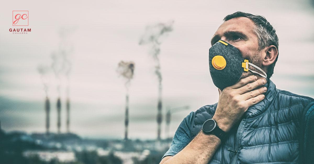 Ways To Save -Polltion-Mask